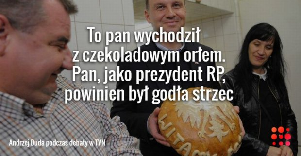 Andrzej Duda w Nowym Mieście nad Pilicą