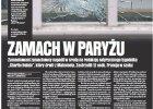 """Czołówki dzienników po zamachu na redakcję satyrycznego pisma """"Charlie Hebdo"""""""