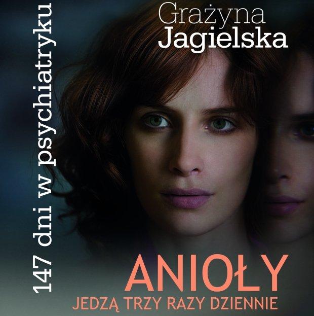 Najnowsza książka Grażyny Jagielskej
