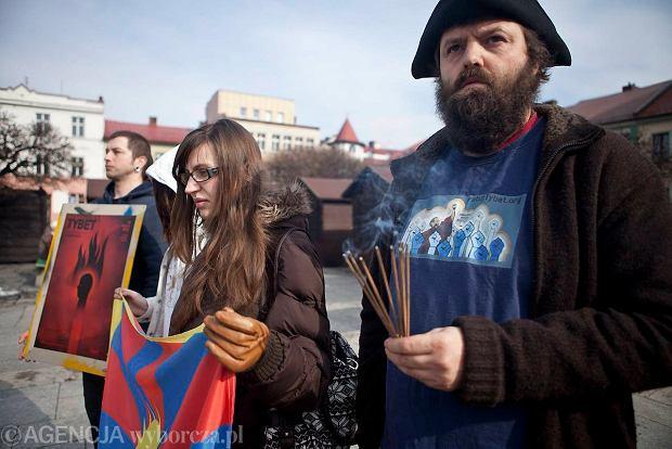 Dariusz Paczkowski prowadzi wiele działań na rzecz tolerancji