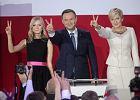 Wybory prezydenckie 2015. Prezydent elekt Andrzej Duda: prezydent musi służyć narodowi [WYSTĄPIENIE PO OGŁOSZENIU WYNIKÓW]