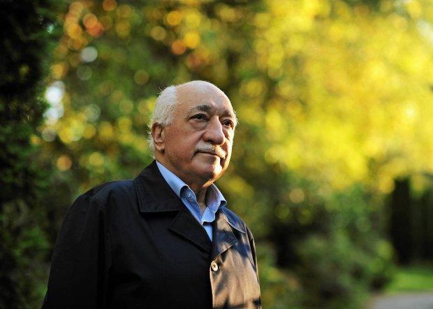 Fethullah Gülen, główny wróg prezydenta Erdogana