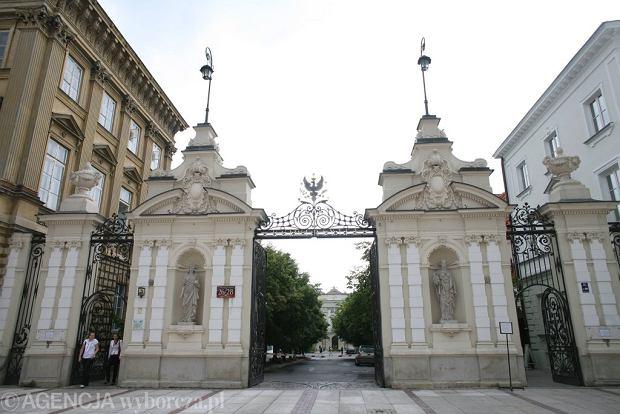 Brama Uniwersytetu Warszawskiego