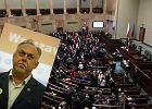 Janusz Sanocki/ pierwsze posiedzenie Sejmu VIII kadencji