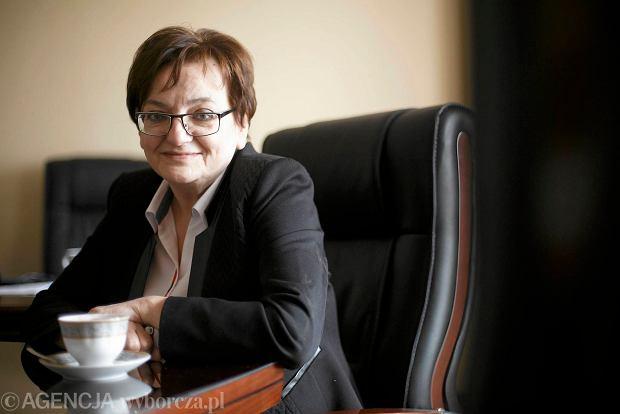 Małgorzata Ostrowska, kwiecień 2015