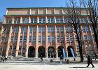 Główna siedziba SGH przy Metrze Pole Mokotowskie