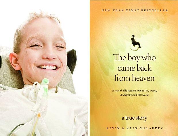 Alex Malarkey i jego książka -