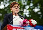 Szydło do Kopacz: Apeluję o wycofanie się z pomysłu, by Polska przyjęła euro