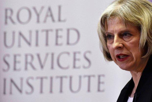 Brytyjska szefowa MSW - Theresa May