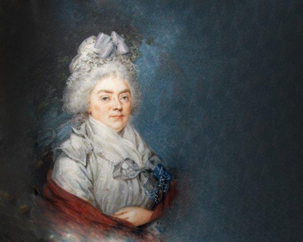 Winna co najmniej kilkudziesięciu morderstw - orzekli zarówno sędziowie kolegium sprawiedliwości w Moskwie, jak i departamentu VI Senatu w Petersburgu. Ponad sześć lat trwały śledztwo i proces w sprawie Darii Sałtykowej, szlachcianki spokrewnionej z najznamienitszymi rodami Rosji. Z tego powodu żaden z sędziów nie miał odwagi ogłosić wyroku i w końcu uczyniła to caryca Katarzyna II. Sałtykowa na XVIII-wiecznym portrecie nieznanego malarza.