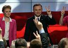 Wybory prezydenckie 2015. PiS triumfuje i jest pewny: Duda wygra z Komorowskim