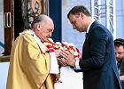 Andrzej Duda i biskupi