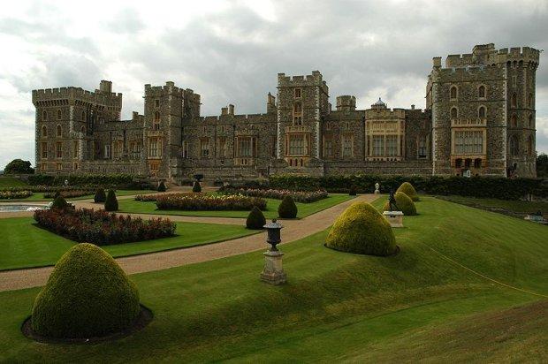 Zamek w Windsorze