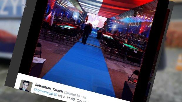Konwencja PiS w Warszawie