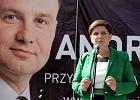 Kandydatka PiS na premiera Beata Szydło inauguruje kampanię parlamentarną z Andrzejem Dudą i Szydobusem