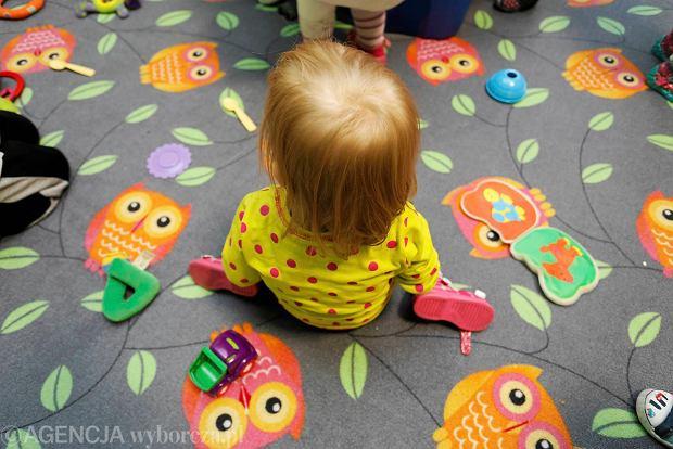 Nowe żłobki to ogromna pomoc dla studiujących rodziców