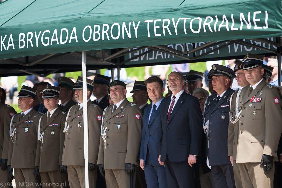 Zaprzysiężenie Lubelskiej Brygady Obrony Terytorialnej, Lublin 21.05.2017