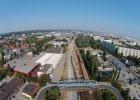 To będzie pierwsza od ponad 40 lat nowa linia kolejowa w Polsce. Cała trasa Pomorskiej Kolei Metropolitalnej z lotu ptaka. Ale widoki! [ZDJĘCIA]
