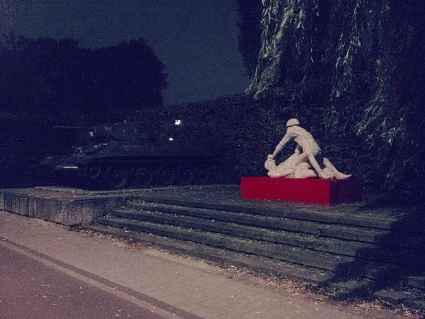 Kontrowersyjna rzeźba
