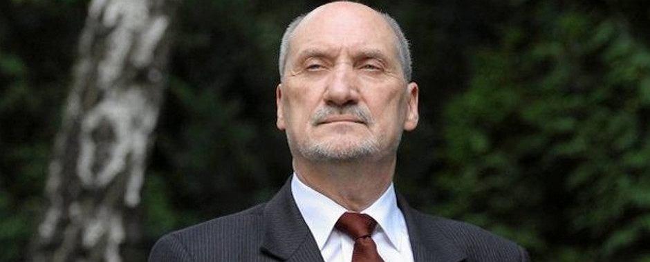 Antoni Macierewicz.