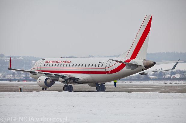 Rządowy samolot Embraer