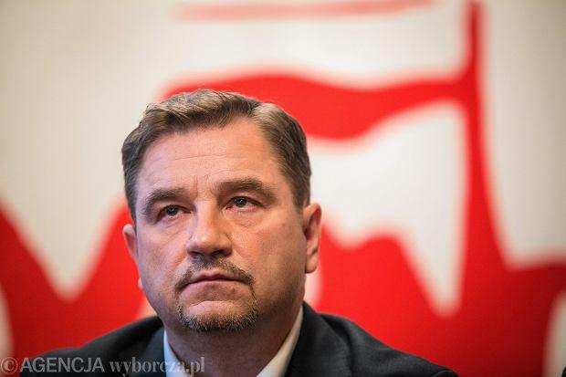 Piotr Duda, szef