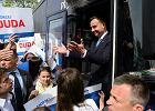 Wybory prezydenckie 2015. Andrzej Duda: Jestem głęboko przekonany, że zwyciężymy