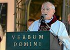 Abp Hoser: Kościół ma prawo wypowiadać się w sprawach publicznych, bo przejął prorocką rolę Jezusa