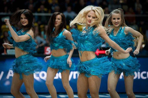 Cheerleaders Gdynia w sezonie 2013/2014