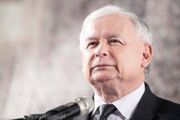 Prezes może być tylko jeden, ten właściwy - Jarosław Kaczyński