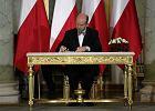PiS przejmuje ministerstwa. Ziobro zapowiada kary dla sędziów i prokuratorów. Zalewska zaprasza Elbanowskich