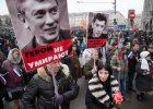 45 tys. ludzi na marszu żałobnym ku czci Borysa Niemcowa. Najwięcej od wielu lat