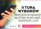 II tura wyborów prezydenckich już w niedzielę. Idźcie głosować i bądźcie z nami na Gazeta.pl i w aplikacji Gazeta.pl LIVE