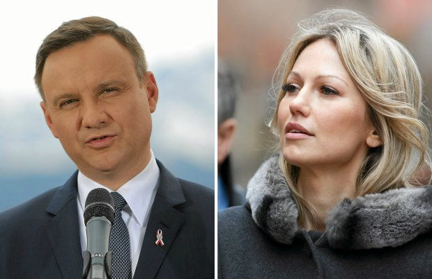 Andrzej Duda, Magdalena Ogórek