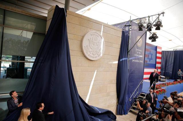 Otwarcie ambasady USA w Jerozolimie