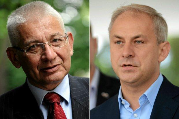 Ludwik Dorn, Grzegorz Napieralski
