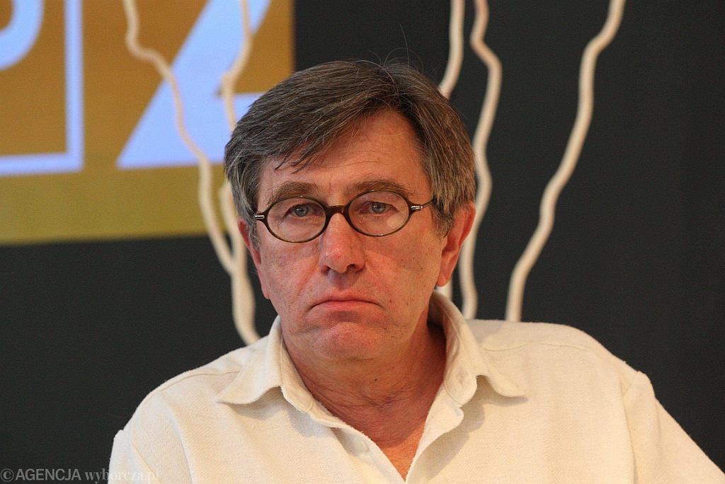 Jerzy Radziwiłowicz (fot. Iwona Burdzanowska/AG)