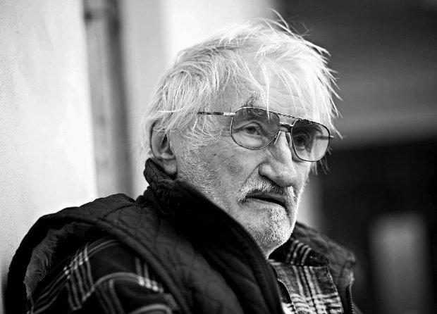 Pavel Landovsky w 2011 r.