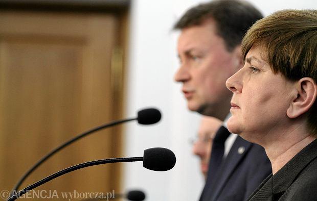 Beata Szydło została szefową sztabu prezydenckiego Andrzeja Dudy