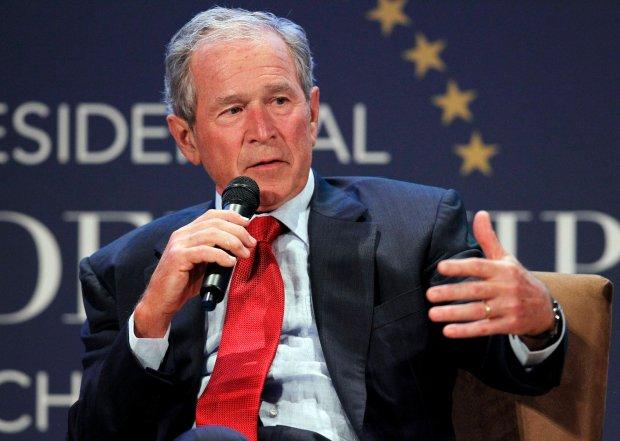 George W. Bush zainkasował 100 tys. dolarów za odczyt dla weteranów, którzy zostali kalekami podczas wojen w Iraku i Afganistanie