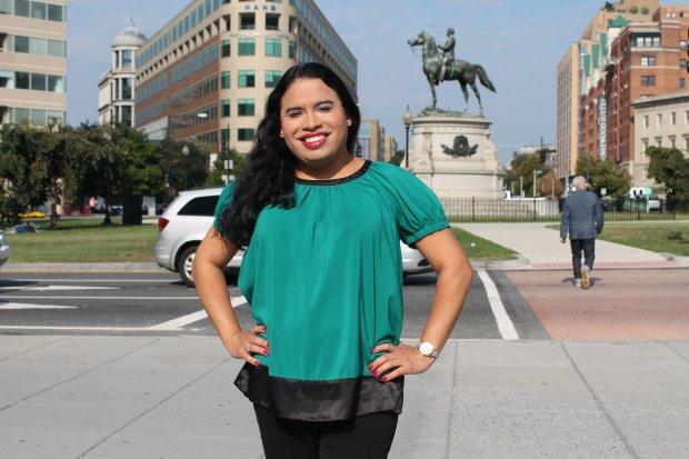 Raffi Freedman-Gurspan, pierwsza osoba transseksualna pracująca w Białym Domu, objęła posadę szefowej wydziału personalnego