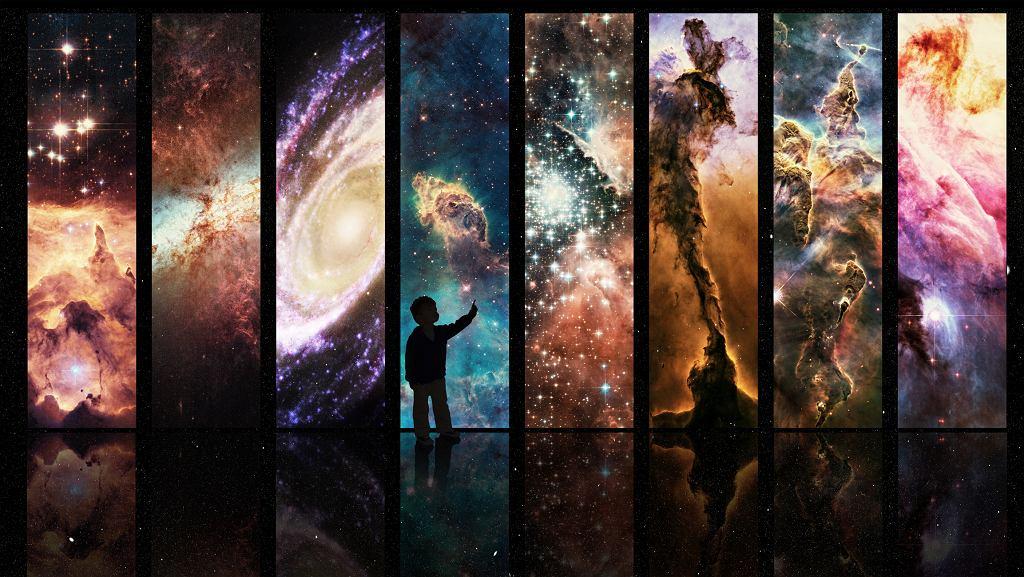 Wszechświat rozszerza się od pierwszej sekundy swojego istnienia (fot. Yuri_Arcurs / iStockphoto.com)