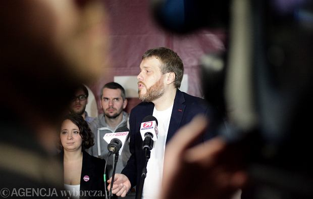 Konferencja partii Razem