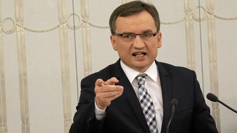 Zbigniew Ziobro w Senacie