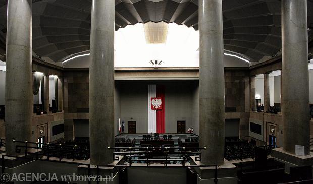 Sejm po wyborach