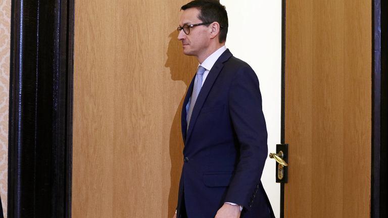 Mateusz Morawiecki udzielił wywiadu Bloombergowi