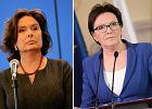 Rzeczniczka rządu Małgorzata Kidawa-Błońska | Premier Ewa Kopacz