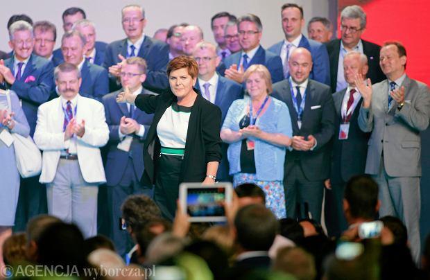 Katowice. Konwencja programowa PiS