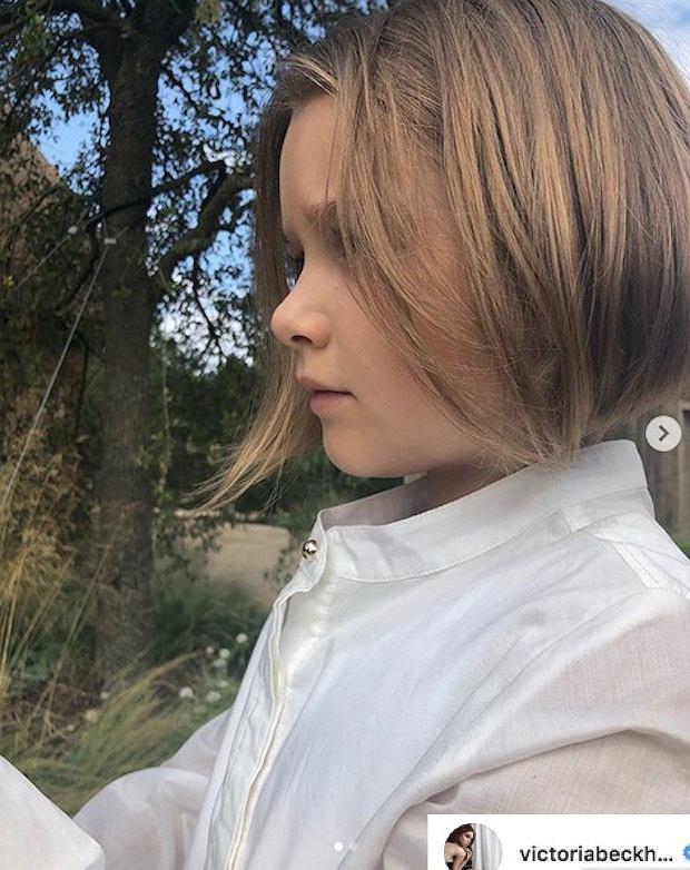 Zdjęcie numer 8 w galerii - Victoria Beckham z rodziną na okładce