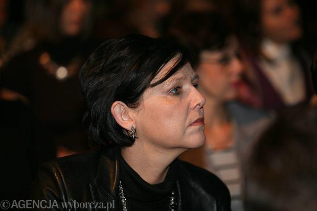 Marianna Durczok, żona Kamila Durczoka (zdjecie z 2007 roku)